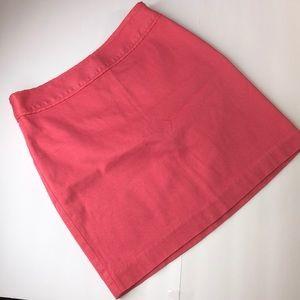 Woman's Vineyard Vines pink skirt size 2
